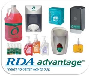 rda advantage image grouping