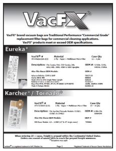 Vacfx